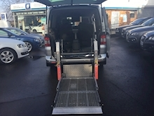 Volkswagen Caravelle 2.5 Executive Tdi (174Bhp) HUBMATIK AMF WHEELCHAIR ACCESS - Thumb 15