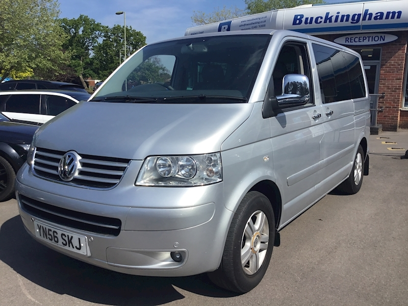 Volkswagen Caravelle 2.5 Executive Tdi (174Bhp) HUBMATIK AMF WHEELCHAIR ACCESS