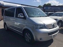 Volkswagen Caravelle 2.5 Executive Tdi (174Bhp) HUBMATIK AMF WHEELCHAIR ACCESS - Thumb 4