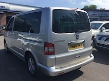 Volkswagen Caravelle 2.5 Executive Tdi (174Bhp) HUBMATIK AMF WHEELCHAIR ACCESS - Thumb 10