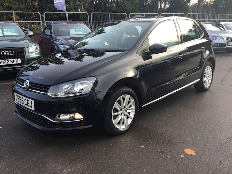 Volkswagen Polo 1.0 Se (SAT NAV+REAR VIEW CAMERA)