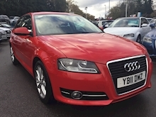 Audi A3 2.0 Tdi Sport (BLACK  LEATHER) - Thumb 7