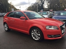 Audi A3 2.0 Tdi Sport (BLACK  LEATHER) - Thumb 2
