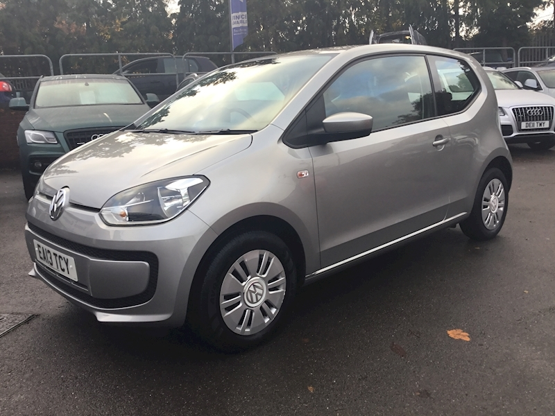 Volkswagen Up 1.0 Move Up (AIR-CON+ZERO DEPOSIT FINANCE)