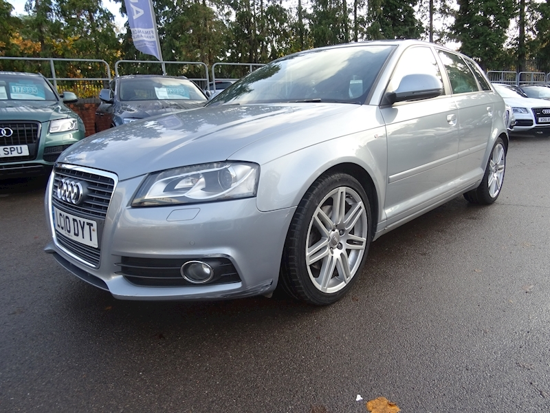 Audi A3 2.0 Tdi Quattro S Line (ONE PRIVATE OWNER)