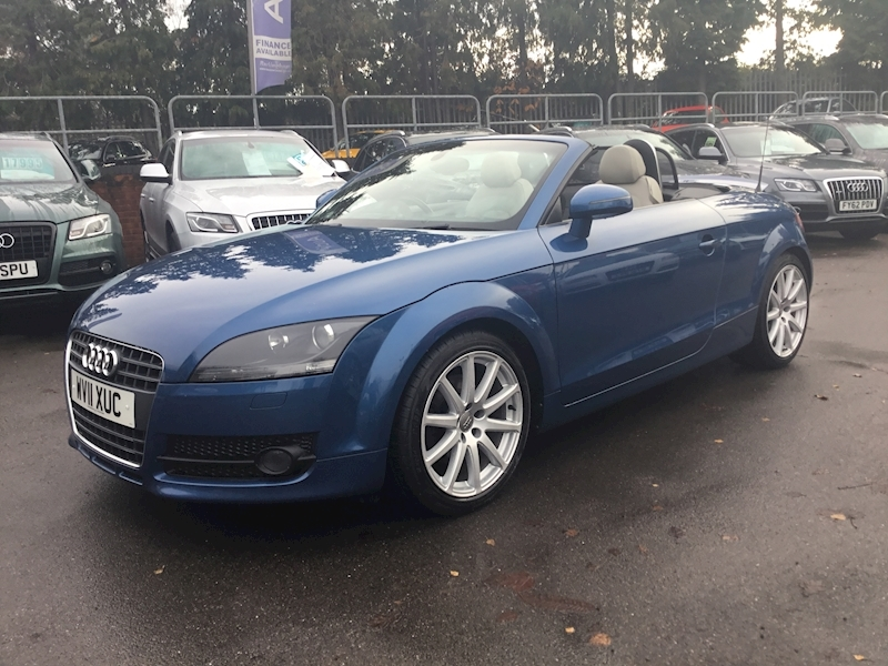 Audi Tt Tt Tfsi (BOSE+CRUISE+HEATED LEATHER)