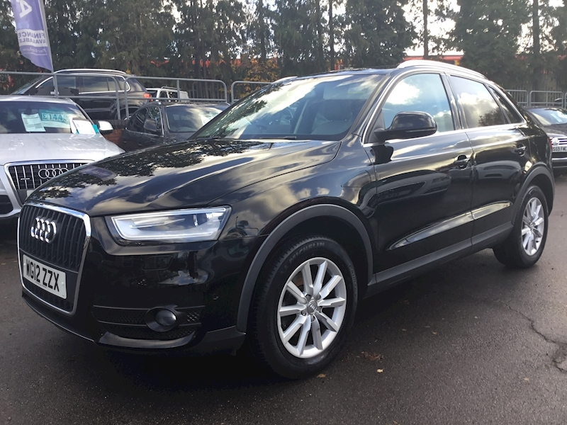 Audi Q3 2.0 Tdi Q3 Special Edition Tdi (PAN ROOF+FULL LEATHER)