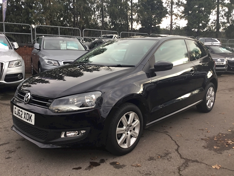 Volkswagen Polo 1.2 Match (ZERO DEPOSIT FINANCE)