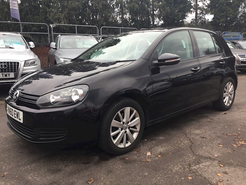 Volkswagen Golf 1.6 Match Tdi (ZERO DEPOSIT FINANCE)