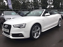 Audi A5 1.8 Tfsi S Line Special Edition (AIR SCARF+HUGE SPEC) - Thumb 0