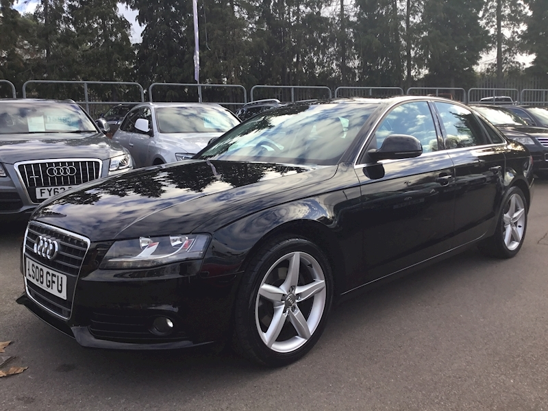 Audi A4 1.8 Tfsi Special Edition (CRUISE+PARKING SYSTEM PLUS)