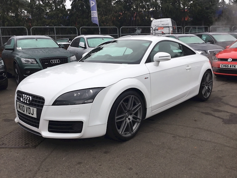 Tt Tfsi S Line Special Edition Coupe 2.0 Automatic Petrol