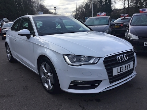 A3 Tfsi Sport Hatchback 1.4 Manual Petrol
