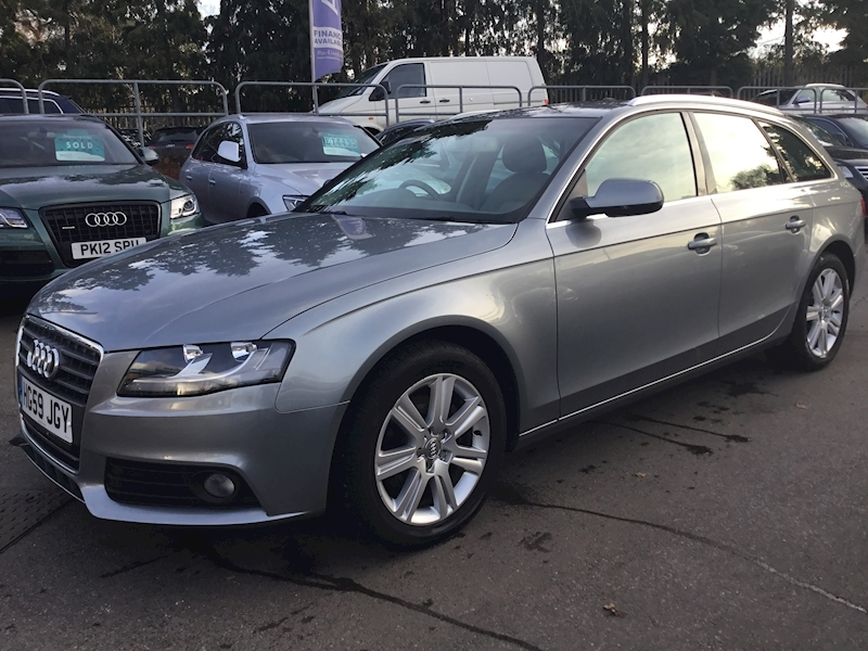 Audi A4 1.8 Avant Tfsi Special Edition (VERY RARE LOW MILEAGE)