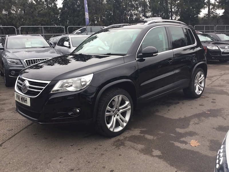 Volkswagen Tiguan 2.0 Sport Tdi 4Motion Dsg (PAN ROOF+HEATED LEATHER)