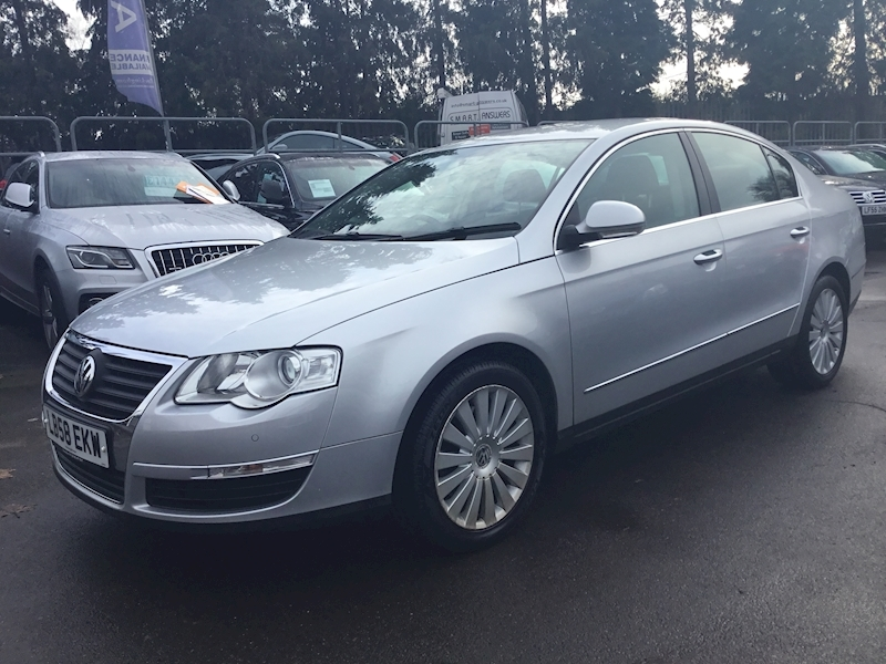 Passat Highline Tsi Saloon 1.8 Automatic Petrol