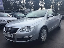 Volkswagen Passat 1.8 Highline Tsi (SAT NAV+HEATED LEATHER) - Thumb 4