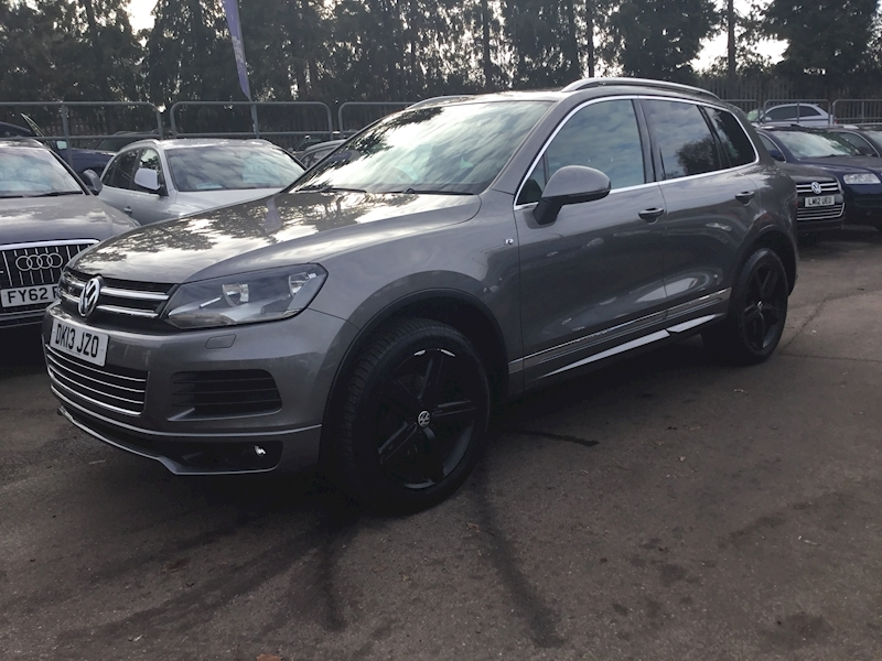 Touareg V6 Altitude Tdi Bluemotion Technology Estate 3.0 Automatic Diesel