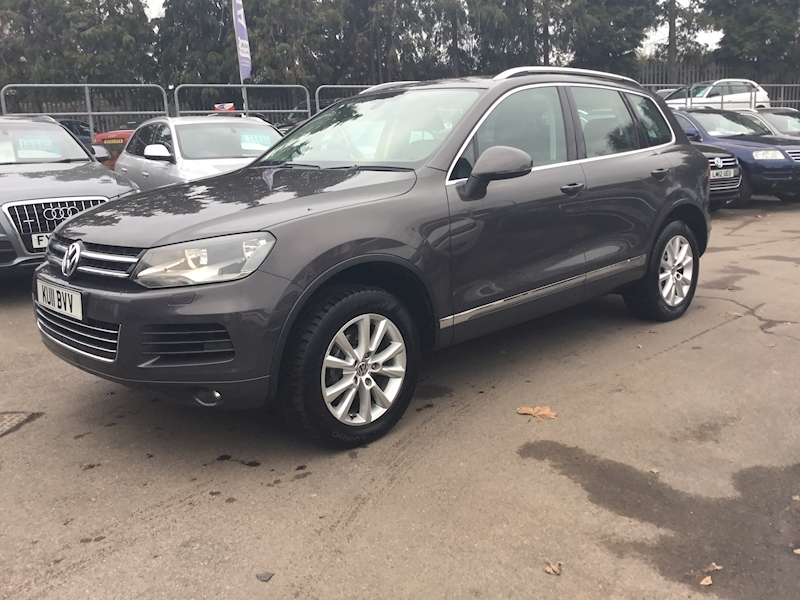 Touareg V6 Special Edition Tdi Bluemotion Technology Estate 3.0 Automatic Diesel