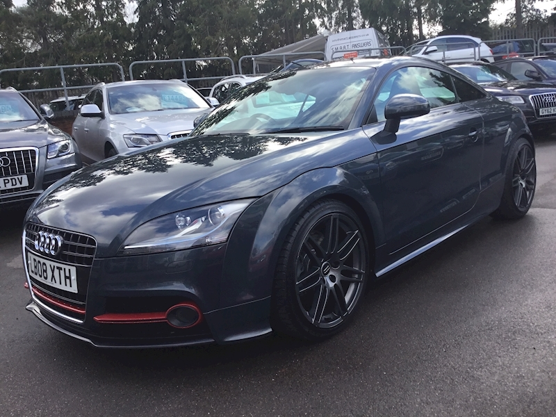 Audi Tt 2.0 Tdi Quattro (HUGE SPECIFACTION)