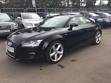 Audi Tt 2.0 Tfsi S Line (SAT NAV+HEATED HALF LEATHER) - Thumb 0