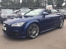 Audi Tt 2.0 Tfsi Black Edition (NAV+HEATED LEATHER) - Thumb 0