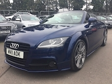 Audi Tt 2.0 Tfsi Black Edition (NAV+HEATED LEATHER) - Thumb 4