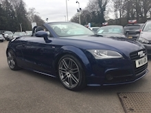 Audi Tt 2.0 Tfsi Black Edition (NAV+HEATED LEATHER) - Thumb 2