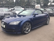 Audi Tt 2.0 Tfsi Black Edition (NAV+HEATED LEATHER) - Thumb 21