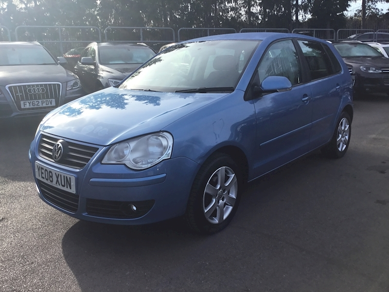 Volkswagen Polo 1.4 Match (80Bhp) (ZERO DEPOSIT FINANCE)