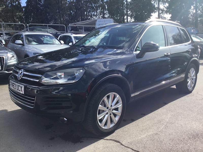 Volkswagen Touareg 3.0 V6 Special Edition  Tdi Bluemotion Technology (NAV+HEATED LEATHER)