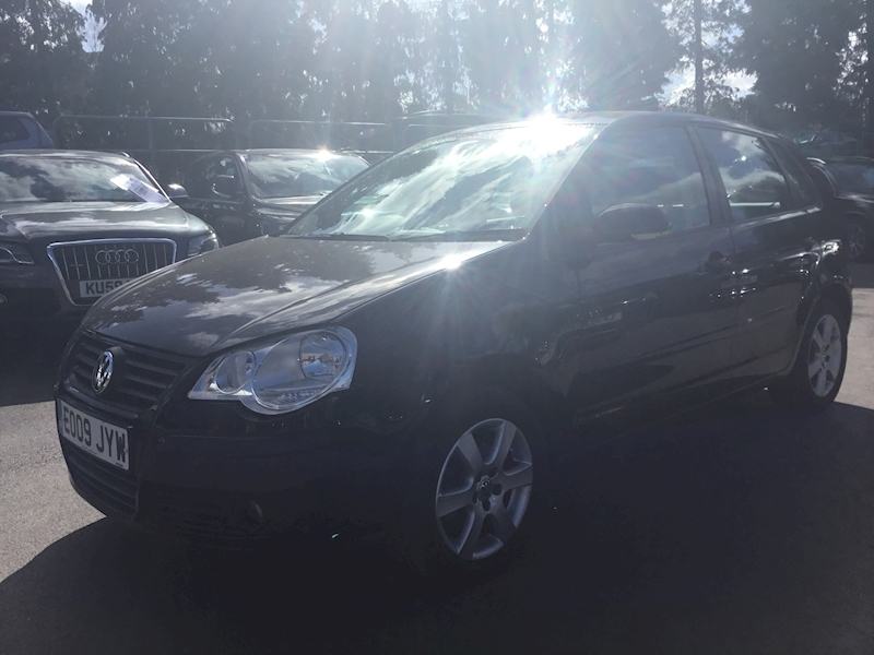 Volkswagen Polo 1.4 Match (80Bhp) (RARE AUTO+AIR CON)