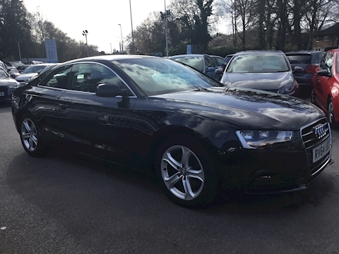 A5 Tfsi Special Edition Coupe 1.8 Cvt Petrol