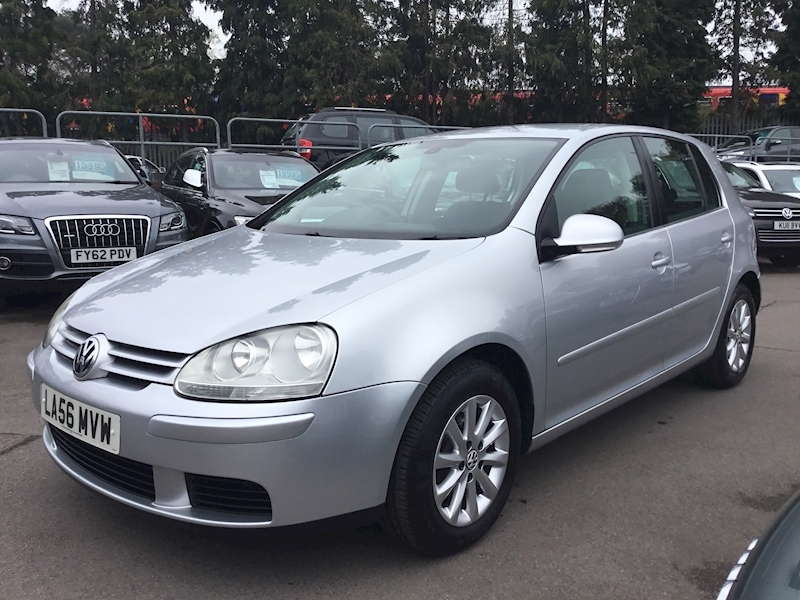 Volkswagen Golf 1.9 Match Tdi Dsg 105 (CRUISE+FULL VW HISTORY)