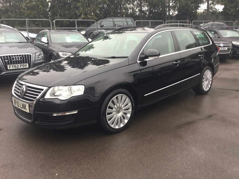 Volkswagen Passat 2.0 Highline Plus Tdi Dsg (NAV+HEATED LETAHER)