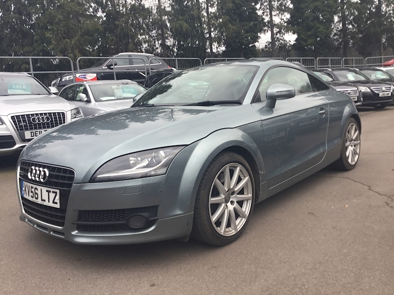Audi Tt 3.2 Quattro (SATNAV+HEATED LEATHER)