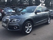 Audi Q5 2.0 Tdi Quattro S Line (SAT NAV+HEATED LEATHER) - Thumb 0