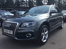 Audi Q5 2.0 Tdi Quattro S Line (SAT NAV+HEATED LEATHER) - Thumb 4