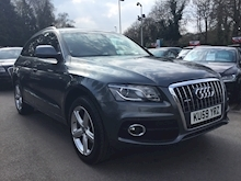 Audi Q5 2.0 Tdi Quattro S Line (SAT NAV+HEATED LEATHER) - Thumb 2