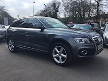 Audi Q5 2.0 Tdi Quattro S Line (SAT NAV+HEATED LEATHER) - Thumb 6