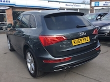 Audi Q5 2.0 Tdi Quattro S Line (SAT NAV+HEATED LEATHER) - Thumb 9