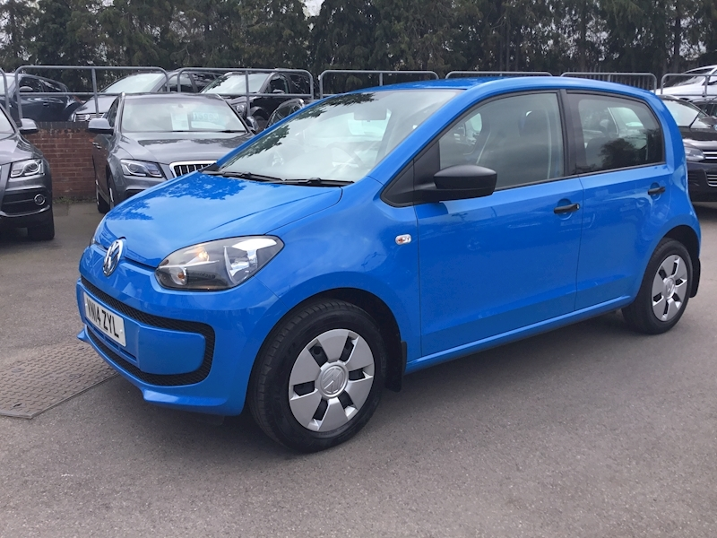 Volkswagen Up 1.0 Take Up (ZERO DEPOSIT FINANCE)