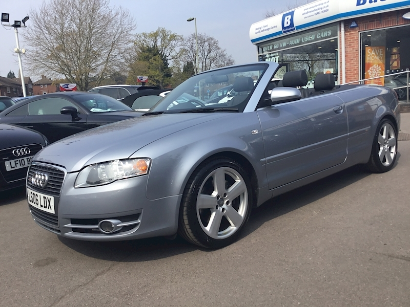 Audi A4 2.0 T Fsi Multitronic S Line (CRUISE+HEATED LEATHER)