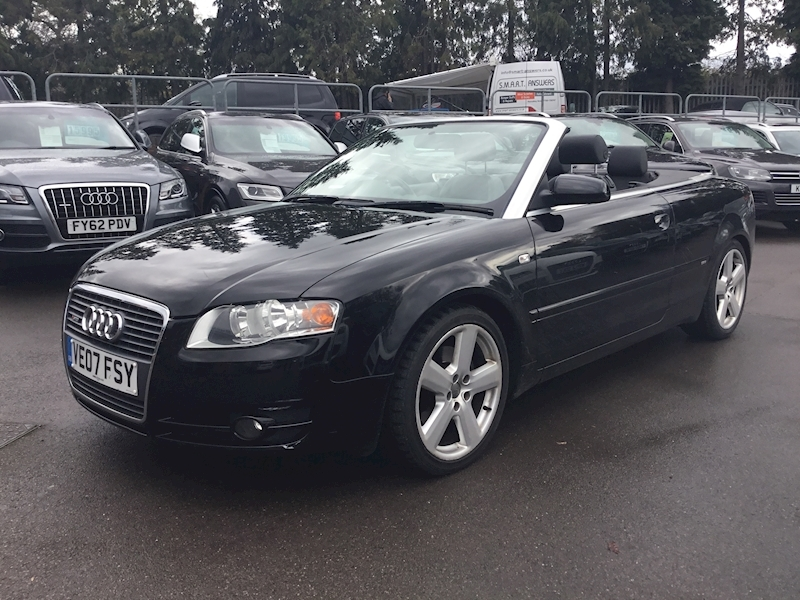 Audi A4 1.8 T S Line (FULL LEATHER)