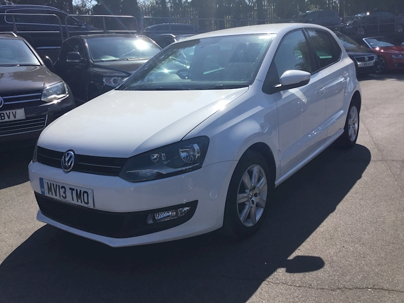 Volkswagen Polo 1.4 Match (ZERO DEPOSIT FINANCE)