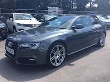 Audi A5 2.0 Tfsi Quattro S Line S Tronic Black Edition (SATNAV+HEATED LEATHER) - Thumb 0