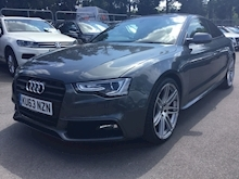 Audi A5 2.0 Tfsi Quattro S Line S Tronic Black Edition (SATNAV+HEATED LEATHER) - Thumb 4