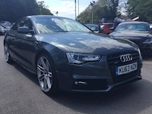 Audi A5 2.0 Tfsi Quattro S Line S Tronic Black Edition (SATNAV+HEATED LEATHER) - Thumb 7