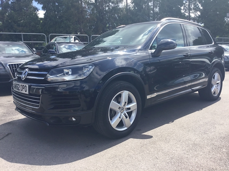 Volkswagen Touareg 3.0 V6 Altitude Tdi Bluemotion Technology