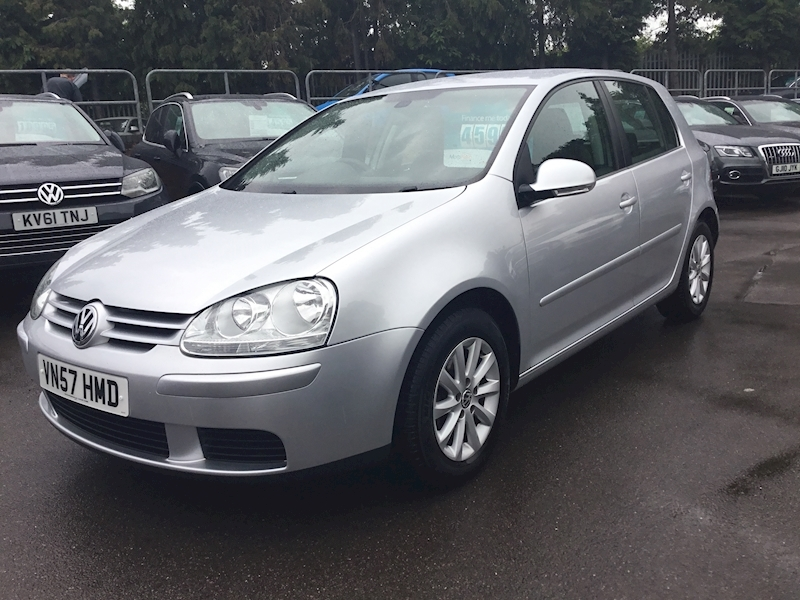 Volkswagen Golf 1.9 Match Tdi Dsg (LOW MILEAGE)